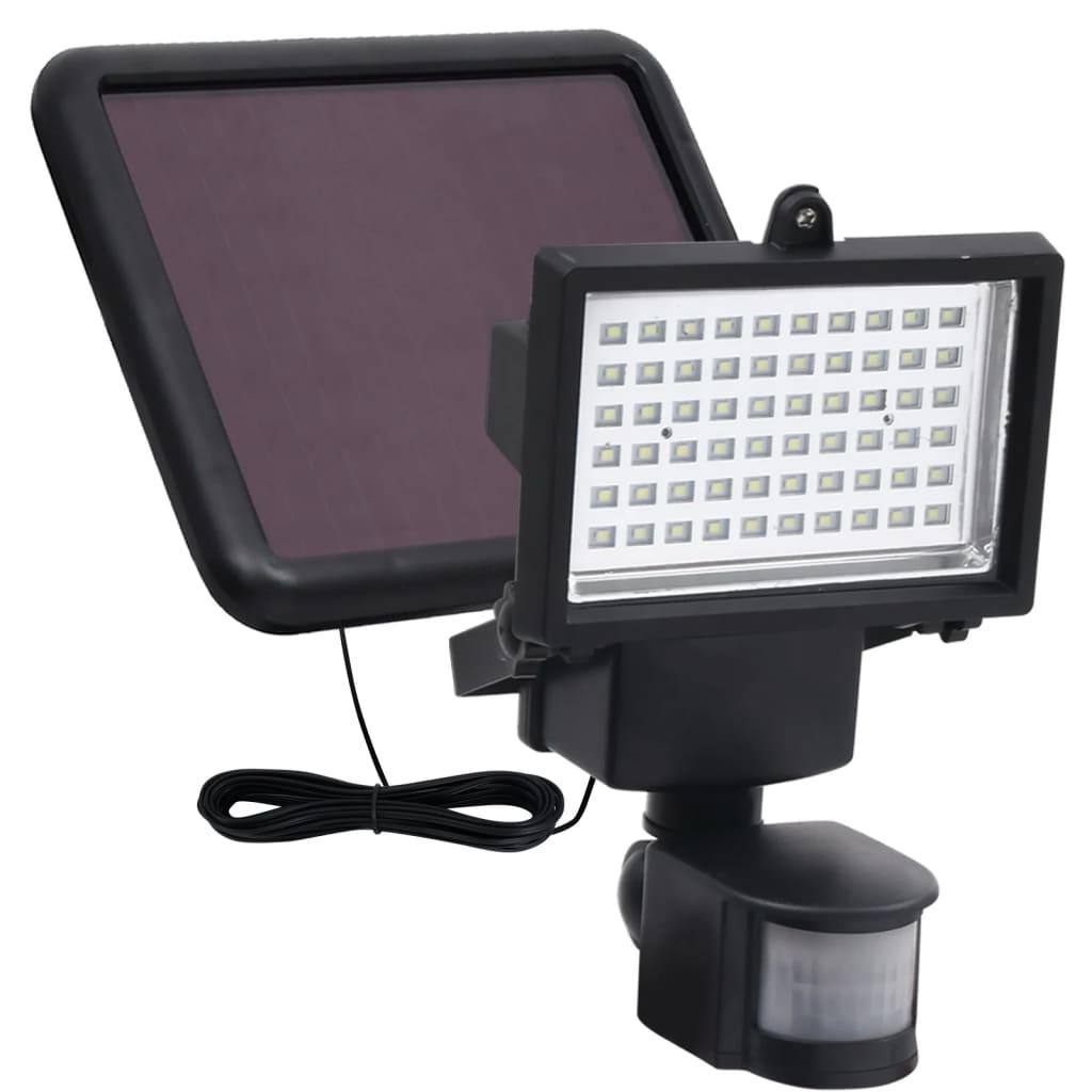 Päikesepaneelidega aia LED-..