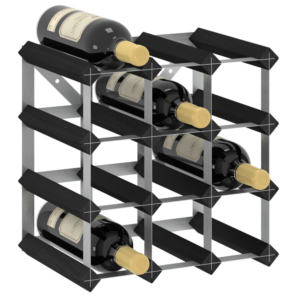Veiniriiul 12 pudelile, must..
