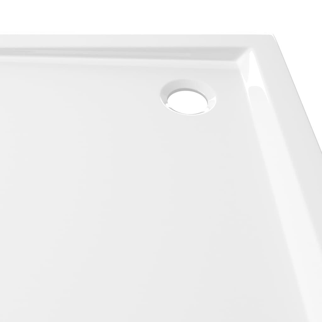 Četvrtasta ABS tuš-kada 90 x 90 cm