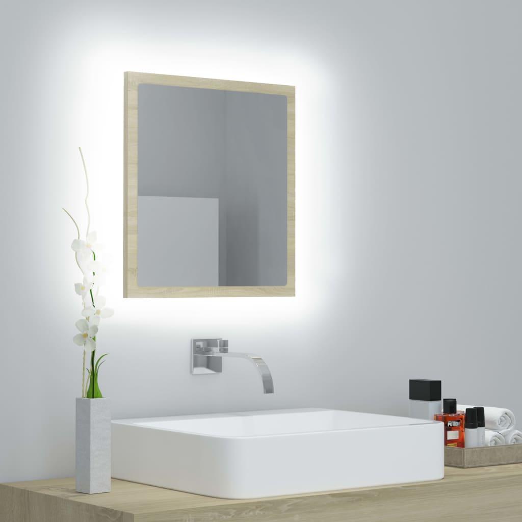 LED vannitoa peeglikapp, Son..