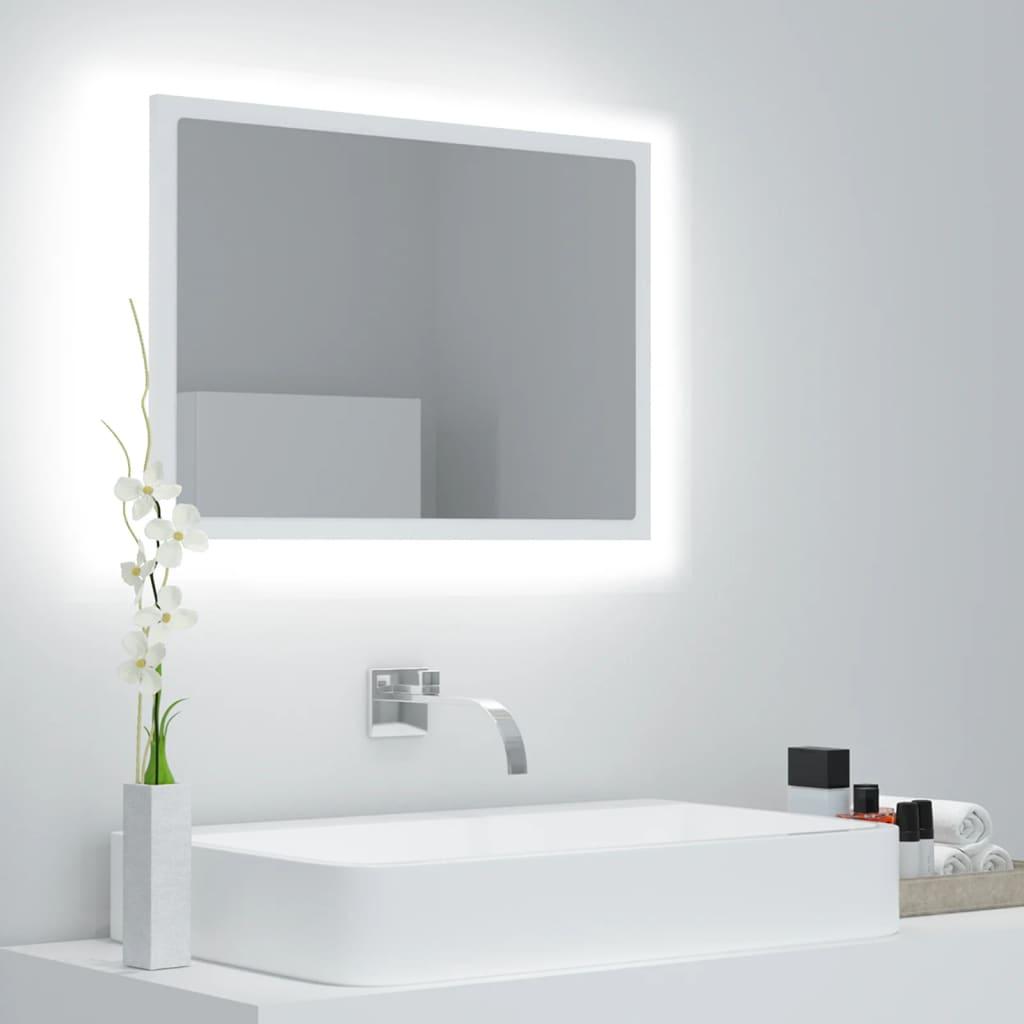 LED vannitoa peeglikapp valg..