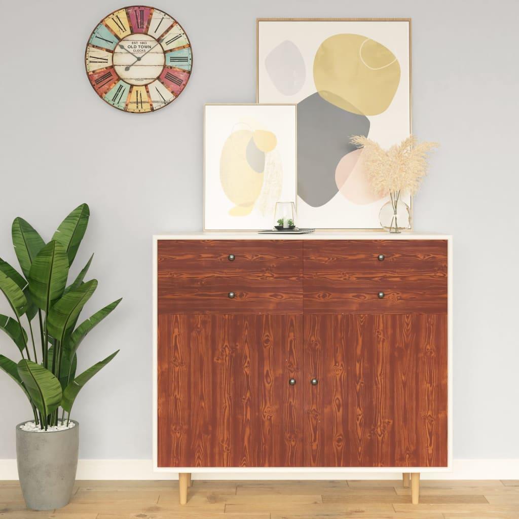 Samolepící tapeta na nábytek akácie 500 x 90 cm PVC