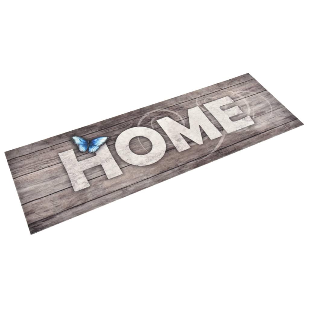 Küchenbodenmatte Waschbar Home 60×180 cm