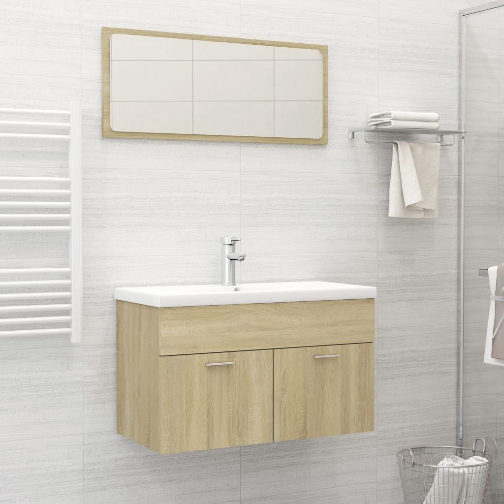 2-osaline vannitoamööbliko..