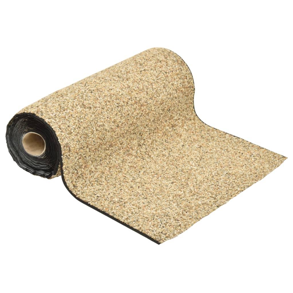 Jezírková fólie přírodní písek 250 x 40 cm