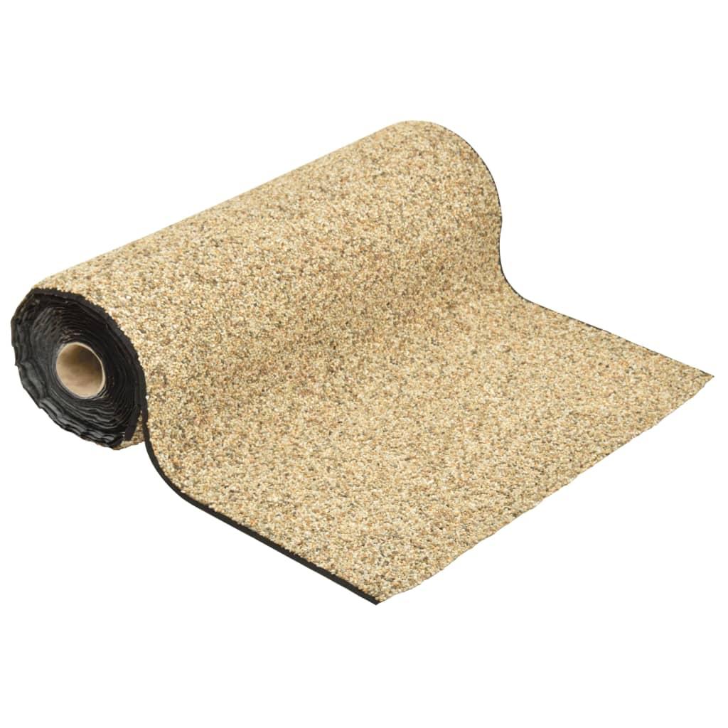 Jezírková fólie přírodní písek 250 x 60 cm