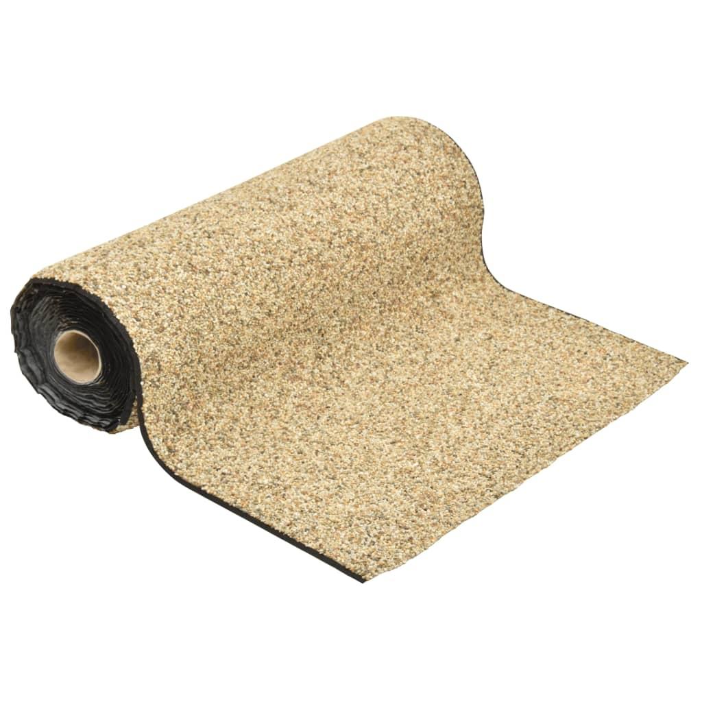 Jezírková fólie přírodní písek 500 x 60 cm