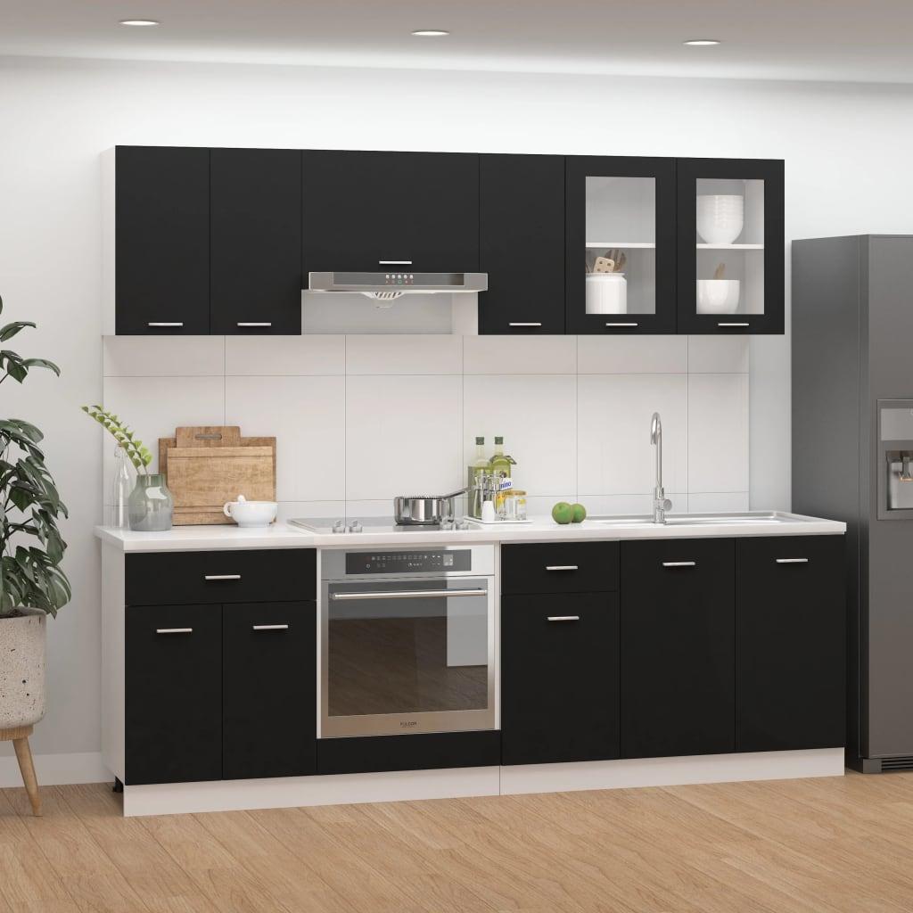 8-osaline köögikapi komple..