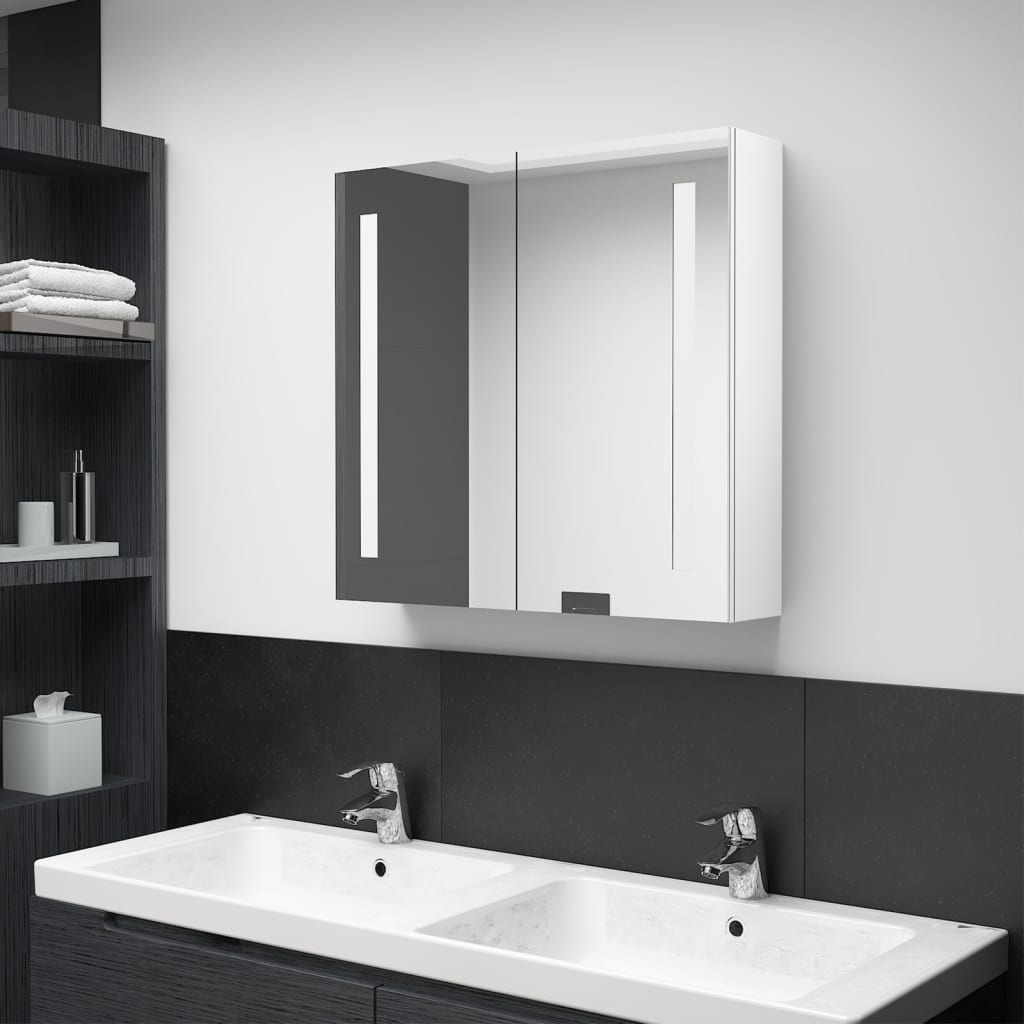 LED vannitoa peegelkapp, lä..