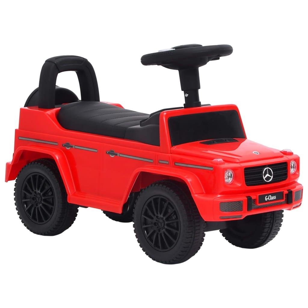 Dječji automobil Mercedes-Benz G63 crveni