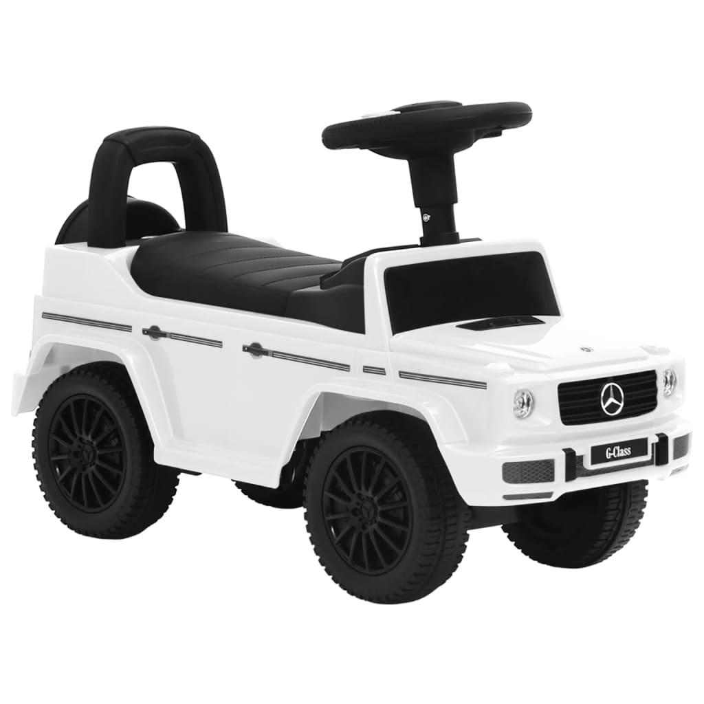 Dječji automobil Mercedes-Benz G63 bijeli