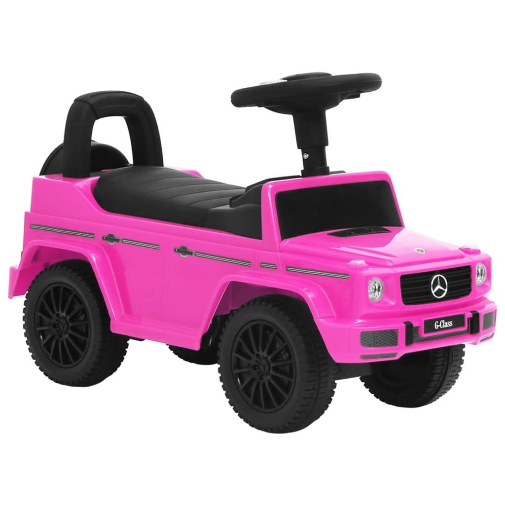 Dječji automobil Mercedes-Benz G63 ružičasti