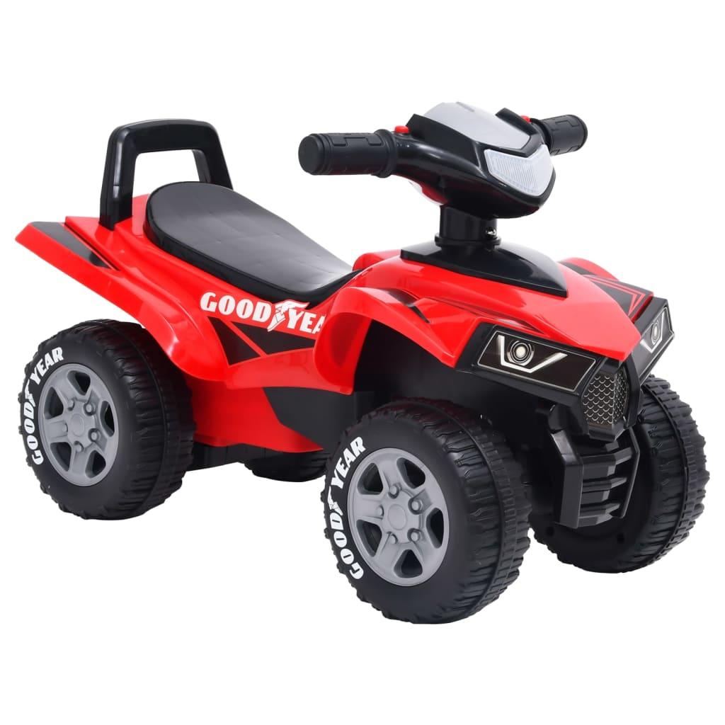 Laste pealeistutav ATV Good ..