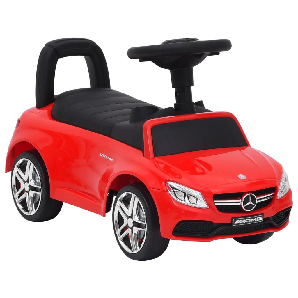Dječji automobil Mercedes-Benz C63 crveni