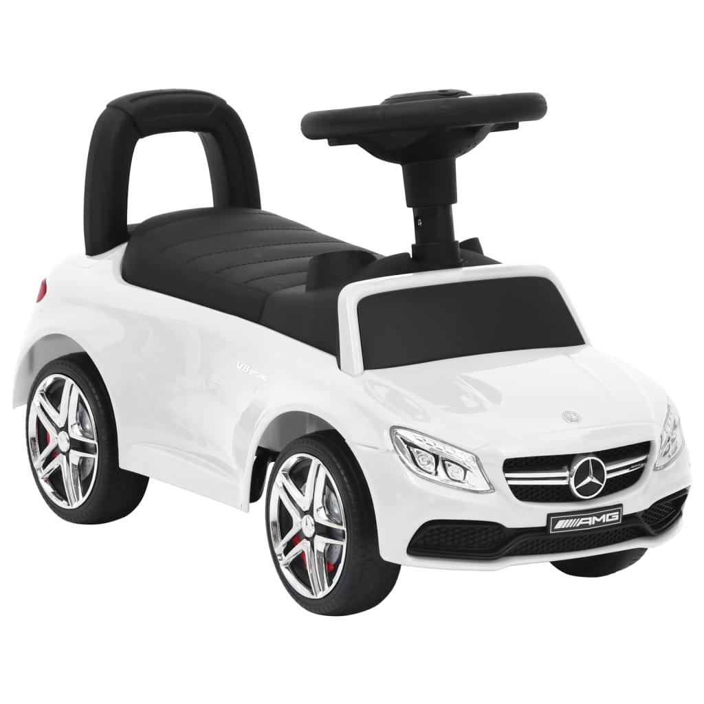 Dječji automobil Mercedes-Benz C63 bijeli