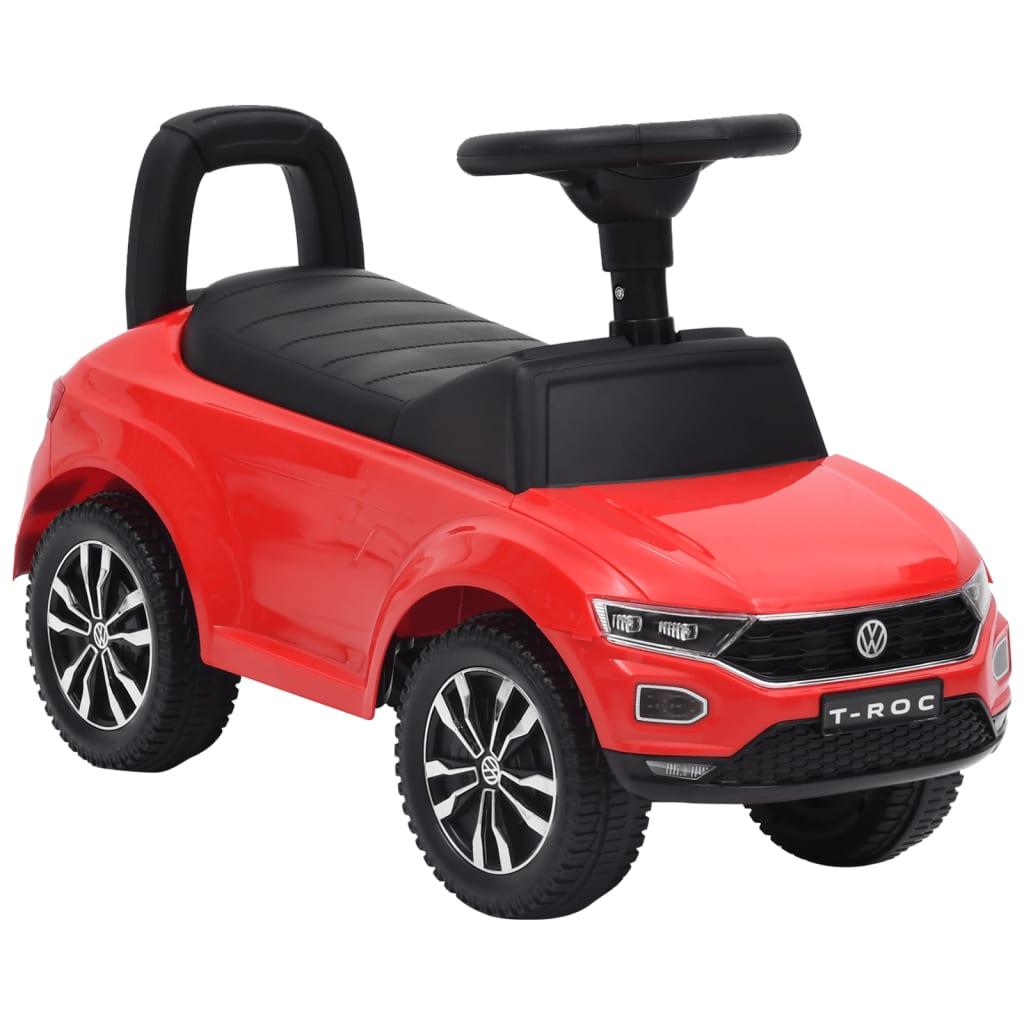 Dječji automobil Volkswagen T-Roc crveni