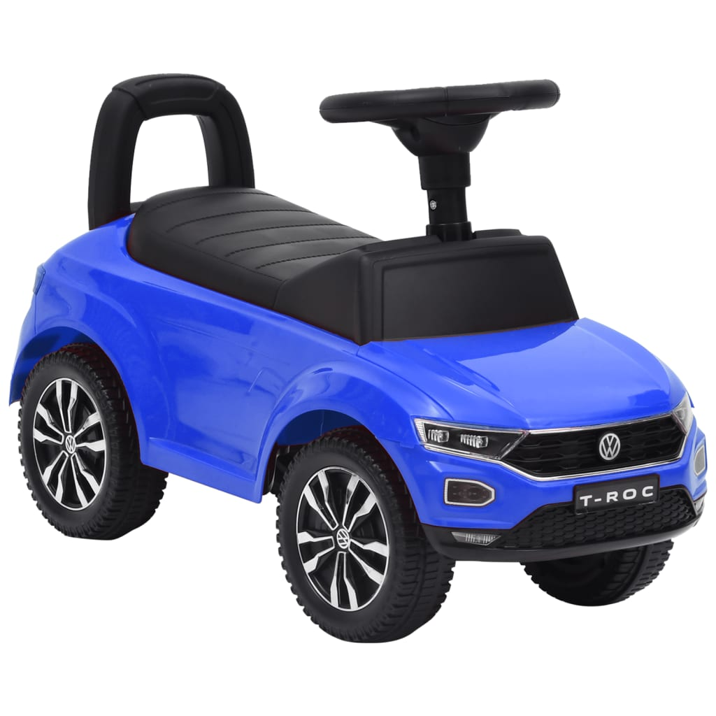 Dječji automobil Volkswagen T-Roc plavi