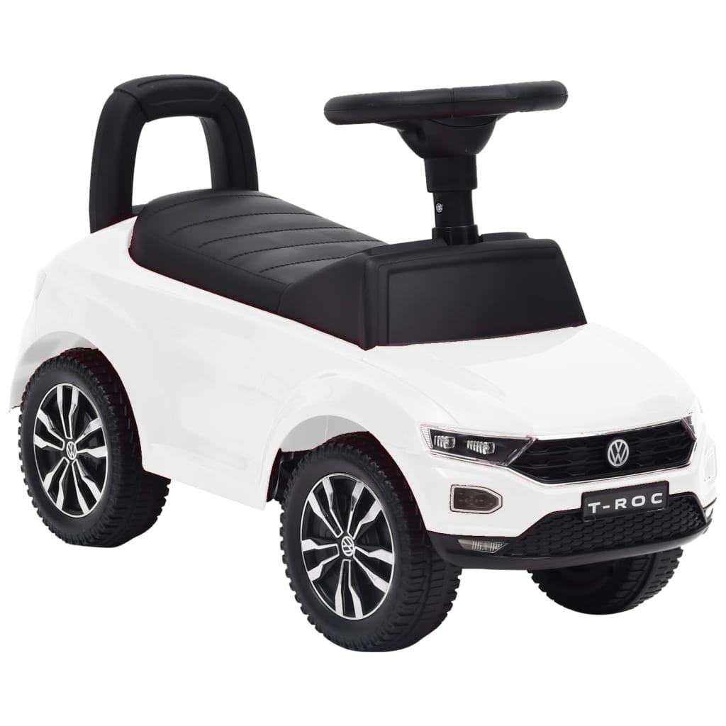 Dječji automobil Volkswagen T-Roc bijeli