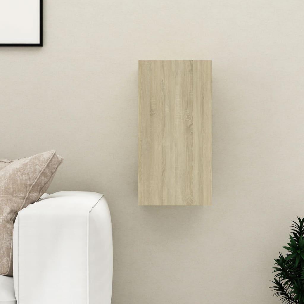 TV stolek dub sonoma 30,5 x 30 x 60 cm dřevotříska