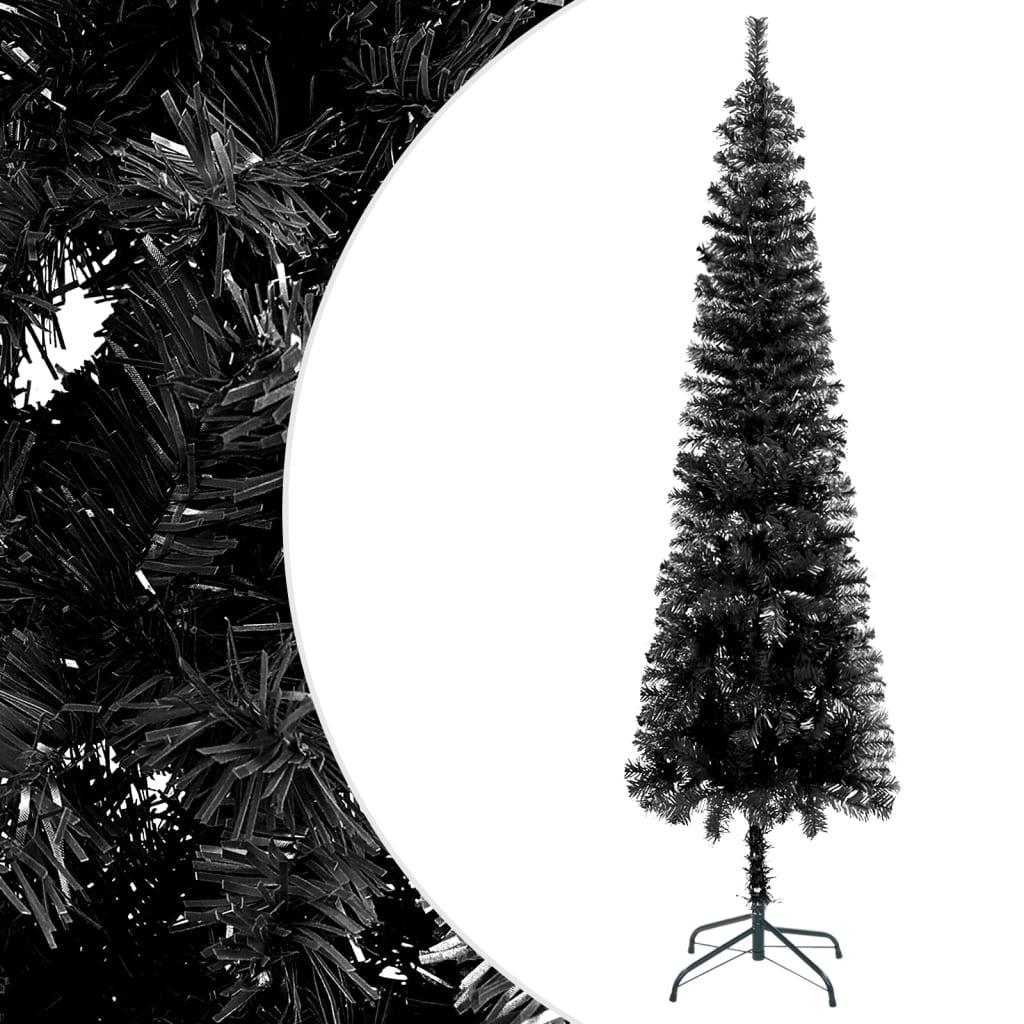 Kitsas jõulukuusk, must, 24..