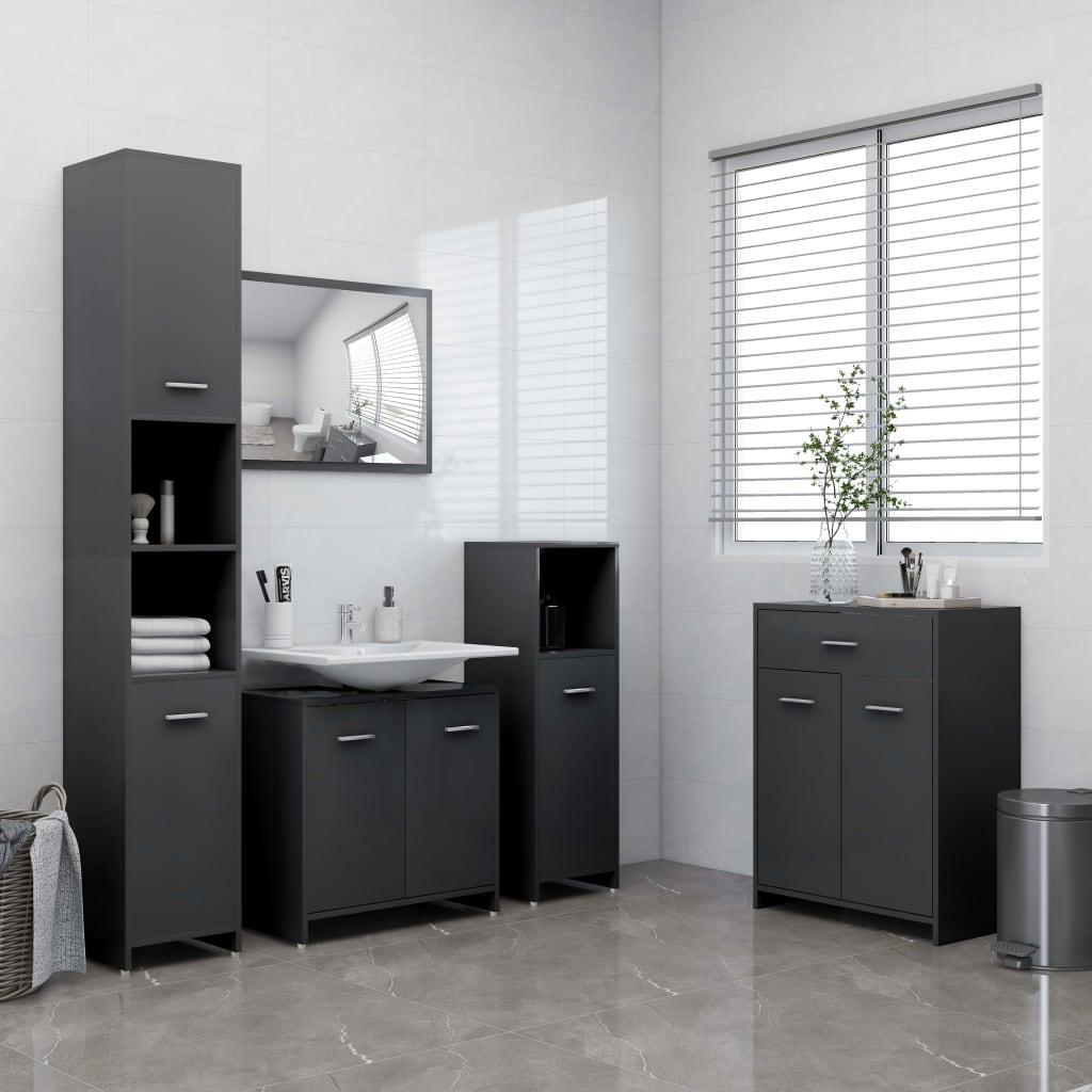 4-osaline vannitoamööbli k..