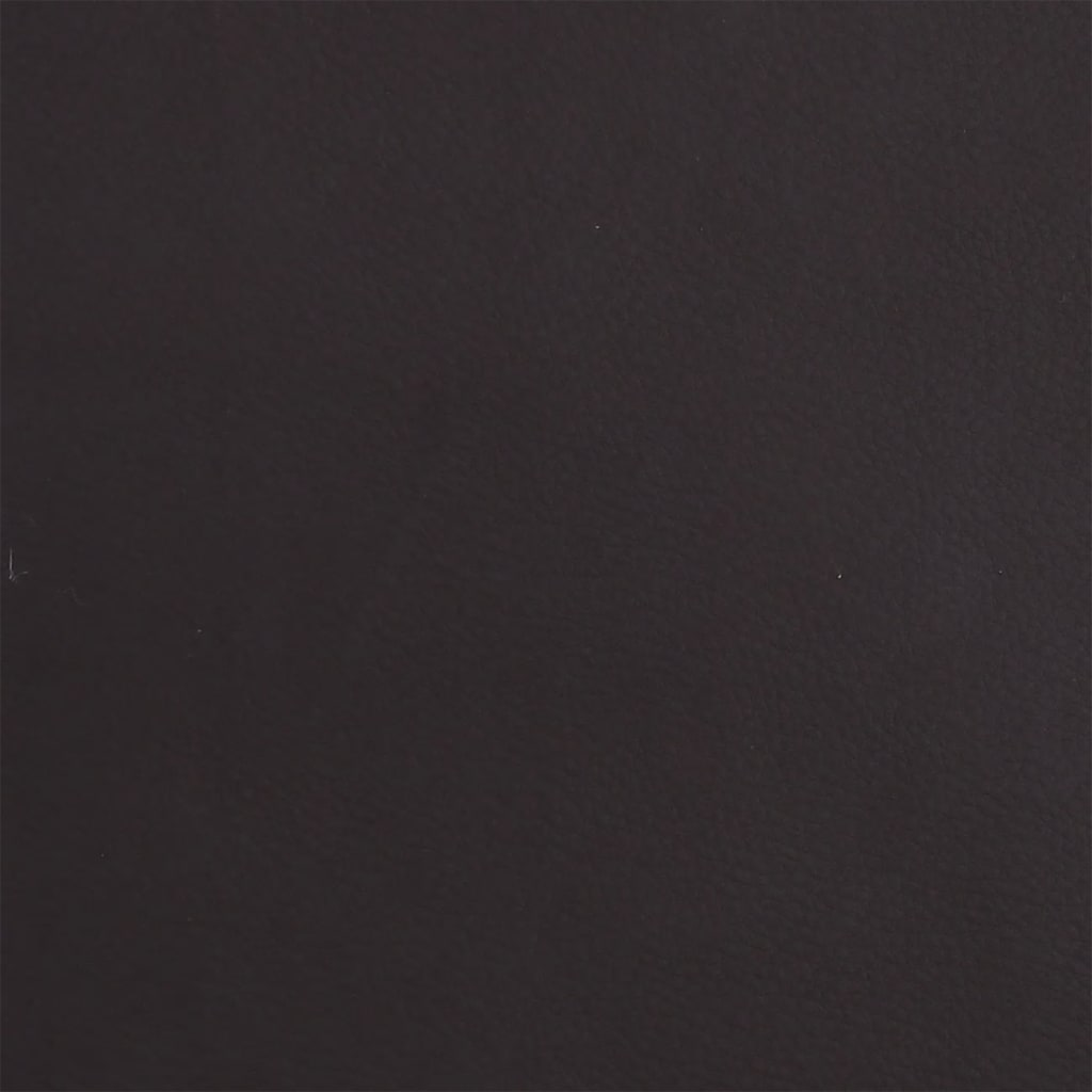 vidaXL Barkruk kunstleer zwart