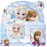 Vaisselle en mélamine 3 pièces La Reine des Neiges