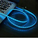 POWER4 Micro USB LED ljus som är synligt (Vit)