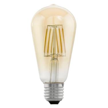 Ampoule LED style vintage E27 ST64 EGLO Amber 11521[2/2]