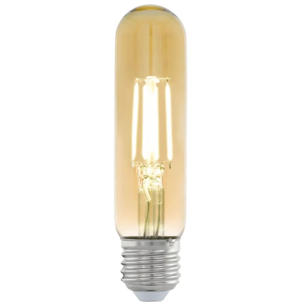 Afbeelding van EGLO led-lamp vintage look E27 T32 amberkleurig 11554