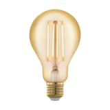 EGLO Ampoule LED à luminosité réglable Golden Age 4 W 7,5 cm 11691