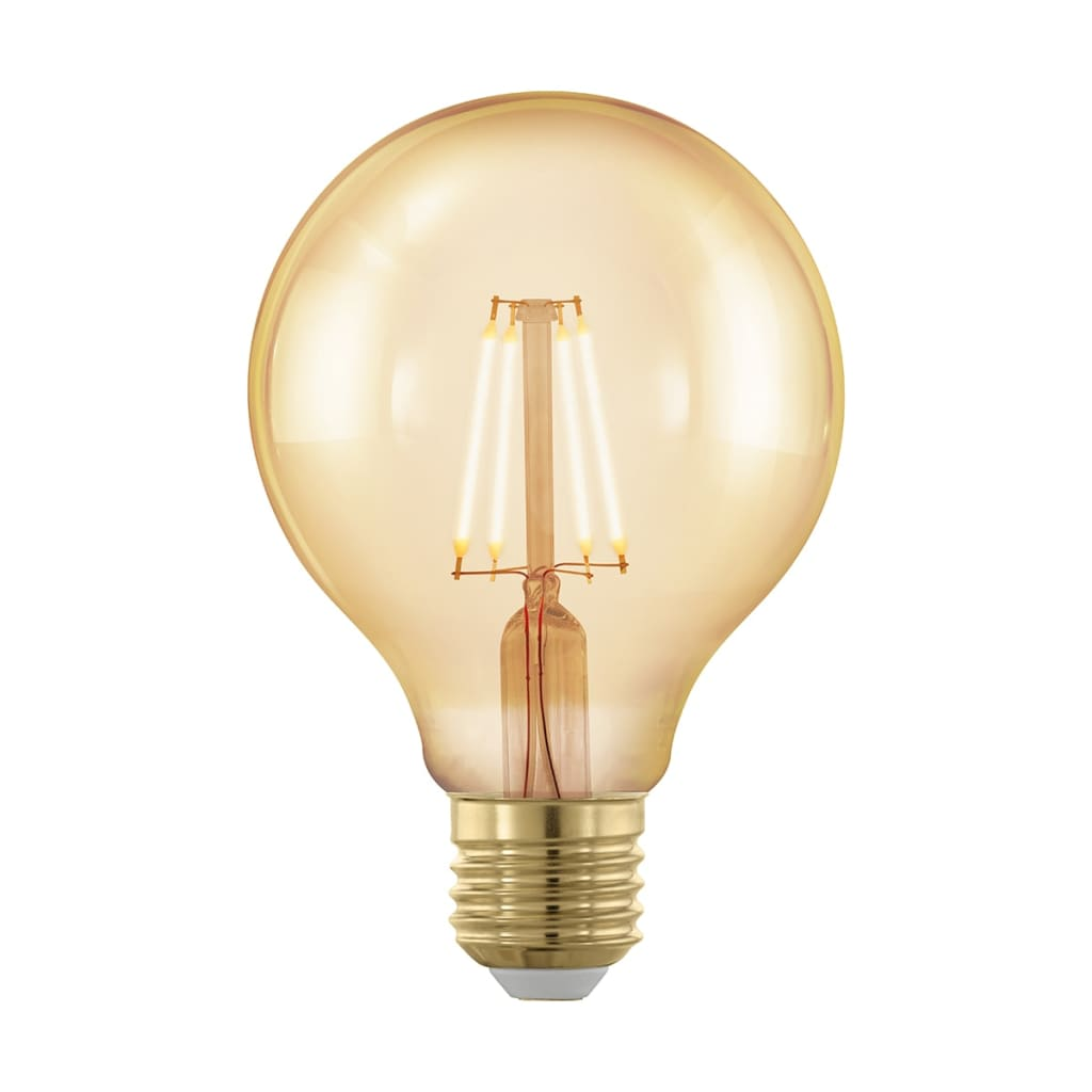 EGLO Bec cu LED reglabil Golden Age, 4 W, 8 cm, 11692 imagine vidaxl.ro