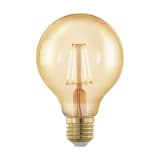 EGLO Lampadina LED Dimmerabile Golden Age 4 W 8 cm 11692