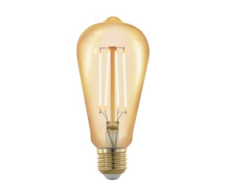 EGLO Ampoule LED à luminosité réglable Golden Age 4 W 6,4 cm 11696[1/2]