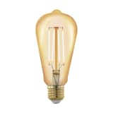 EGLO Bombilla LED ajustable Golden Age 4 W 6,4 cm 11696