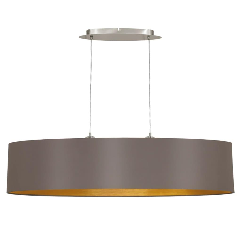 EGLO Lampa wisząca Maserlo, 100 cm, cappuccino, 31619