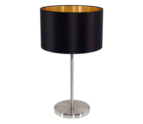 Lámpara de mesa EGLO Maserlo 31627, Negro