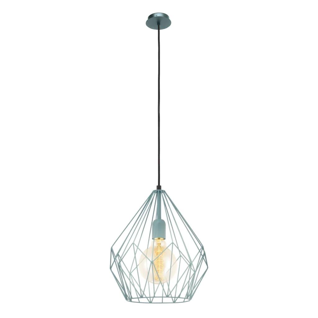 Afbeelding van EGLO Hanglamp Carlton mint