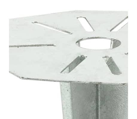 """EGLO Bollard Spike d'éclairage au sol """"Cuba"""" 18,5 x 30 cm en acier[2/2]"""