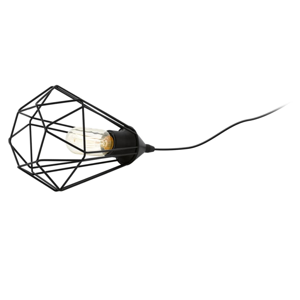 EGLO Lampa stołowa Tarbes, czarna, 94192