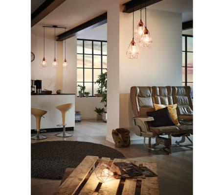 Lámpara colgante de techo, color cobre 79 cm, EGLO Tarbes 94195[2/4]