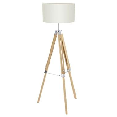 Lámpara de pie EGLO Lantada 94324, 150 cm, beige[2/3]