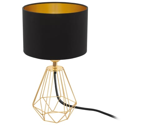 EGLO Bordlampe Carlton 2 gull