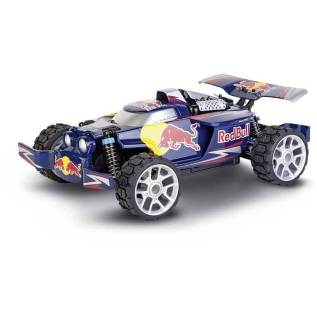 Afbeelding van Carrera bestuurbare Red Bull NX2 monstertruck 1:18 RC blauw