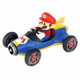 Carrera Coche de carreras Mario Kart Mach 8 con radiocontrol 1:18