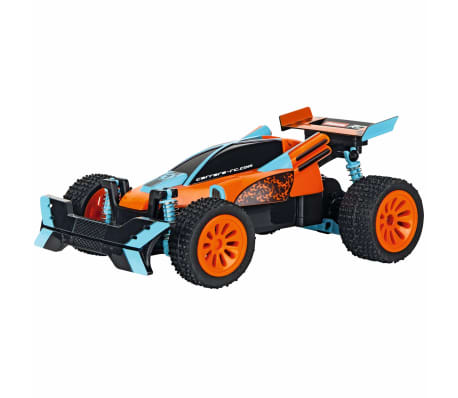Carrera Coche de carreras Orange Jumper con radiocontrol 1:20