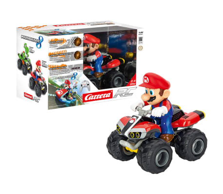 carrera kart tout terrain t l command nintendo mario kart. Black Bedroom Furniture Sets. Home Design Ideas
