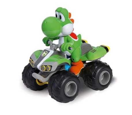 Carrera Mario Kart 8 todoterreno teledirigido Yoshi 1:20 370200997[1/3]