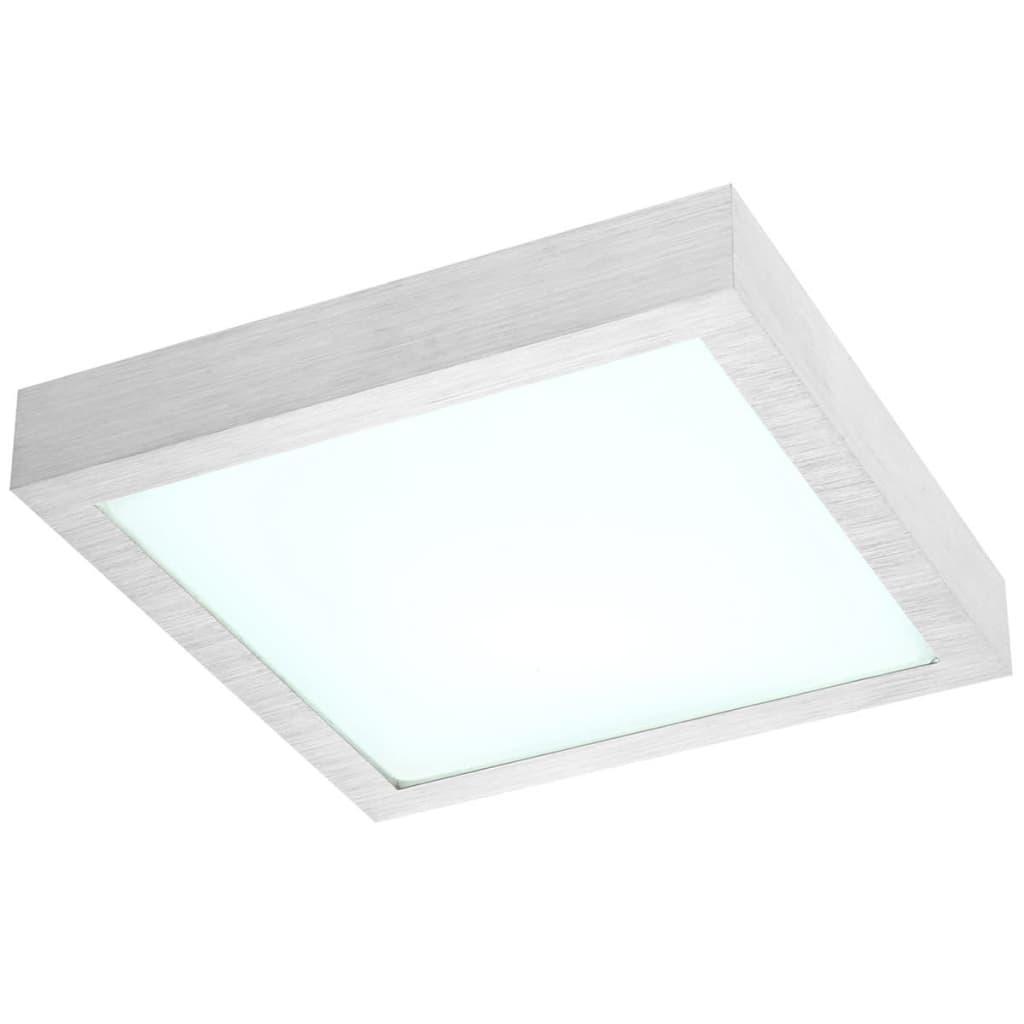 GLOBO LED-taklampe TAMINA aluminium sølv 41660