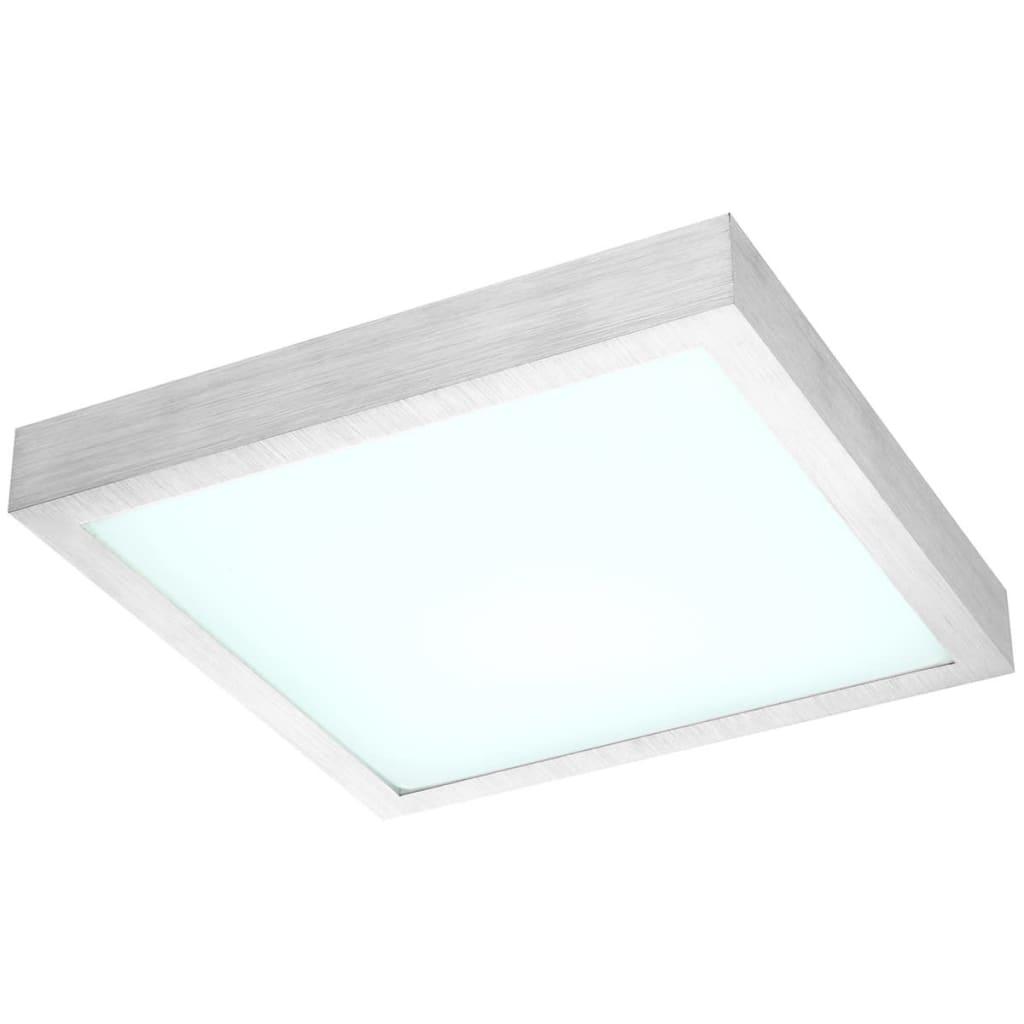 GLOBO LED-taklampe TAMINA aluminium sølv 41661